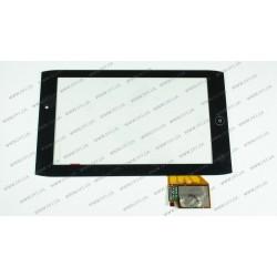 Тачскрин (сенсорное стекло) для Acer Iconia TAB A100, A101, 7, черный