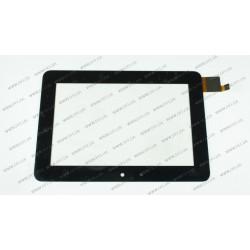 """Тачскрин (сенсорное стекло) для Amazon Kindle Fire HD, 7"""", чёрный"""