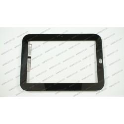 """_Тачскрин (сенсорное стекло) для Lenovo IdeaPad Y1101, K1, 10.1"""", чёрный"""