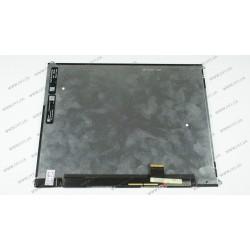 "Матрица 09.7"" LP097QX1-SPA2 (2048*1536, 30pin(eDP), LED, SLIM(ушки со всех сторон), глянцевая, разъем справа внизу(for iPad 3, iPad 4)) для планшета"