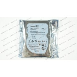 Жесткий диск 2.5 Seagate Laptop Thin SSHD 500Gb, 5400rpm, 64Mb cashe, SATA-III, высота - 7 mm (ST500LM000)
