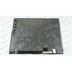 "Матрица 09.7"" LTL097QL01-A01 (2048*1536, 30pin(eDP), LED, SLIM(ушки со всех сторон), глянцевая, разъем справа внизу(for iPad 3, iPad 4)) для планшета"