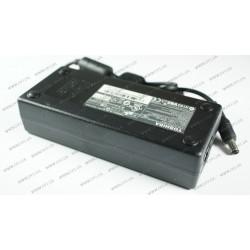 Оригинальный блок питания для ноутбука Toshiba 19V, 6.3A, 120W, 6.3*3.0mm, Black (без кабеля)
