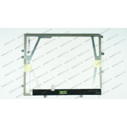 "Матрица 09.7"" LP097X02-SLD5 (1024*768, 30pin, LED, SLIM(ушки со всех сторон), глянцевая, разъем по-центру внизу(for iPad 1)) для планшета"