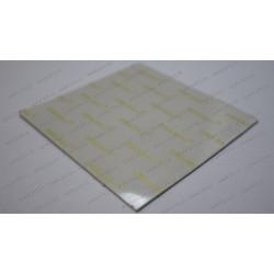 Термопрокладка силиконовая (100*100*1.00mm, 4.0 w/m-K) для ноутбуков