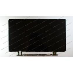 Матрица 11.6 B116XW05 V.0 (1366*768, 30pin, LED, SLIM, глянцевая, разъем впереди справа внизу, for Apple A1370, A1465) для ноутбука