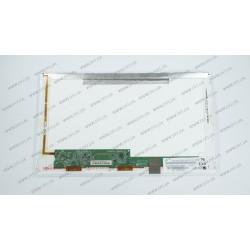 Матрица 14.0 HB140WX1-100 (1366*768, 40pin, LED, NORMAL, глянцевая, разъем слева внизу) для ноутбука