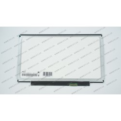 Матрица 13.3 N133BGE-L31 (1366*768, 40pin, LED, SLIM (горизонтальные планки), глянец, разъем справа внизу) для ноутбука