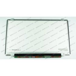 Матрица 14.0 LP140WD2-TLB1 (1600*900, 40pin, LED, SLIM (вертикальные ушки), матовая, разъем справа внизу) для ноутбука