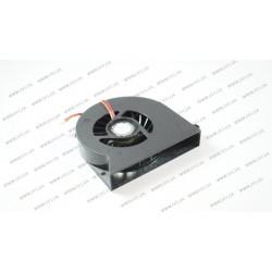 Вентилятор для ноутбука TOSHIBA Satellite A500 (ВЕРСИЯ 1), A500D, A505, A505D (UDQFLZP01C1N / AB7005HX-SB3) (Кулер)
