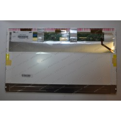 Матрица 17.3 LTN173KT02 (1600*900, 40pin, LED, NORMAL, глянцевая, разъем слева внизу) для ноутбука (renew)