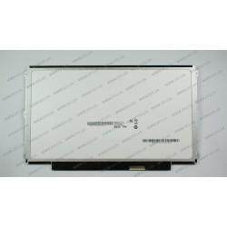 Матрица 12.5 B125XW01 V.0 (1366*768, 40pin, LED, SLIM ( горизонтальные ушки), матовая, разъем справа внизу) для ноутбука