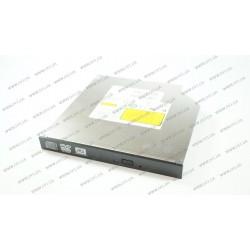 Привод DVD±RW Pioneer, внутренний, slim, для ноутбука, SATA, чёрный, DVR-TD11RS, высота - 12.7мм