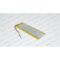 Батарея для планшета HJ 3545138 3.7V 2300mAh (3.5mm*45mm*138mm)