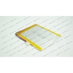 Батарея для планшета HJ 357595 3.7V 4500mAh (3.5mm*75mm*95mm)