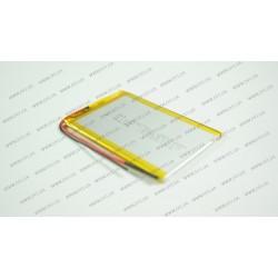 Батарея для планшета HJ 325788 3.7V 2500mAh (3.2mm*57mm*90mm)