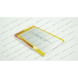 Батарея для планшета HXT 3658100 3.7V 3500mAh (3.6mm*58mm*100mm)