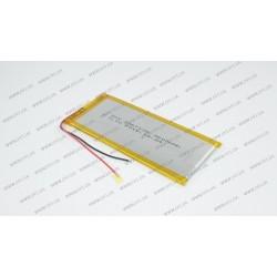 Батарея для планшета HJ/HXT 3057135 3.7V 3500mAh (3mm*57mm*135mm)