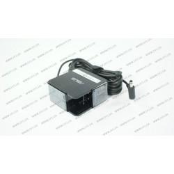 Оригинальный блок питания для ноутбука ASUS 19V, 2.37A, 45W, 4.0*1.35мм, квадратный корпус, black, для ASUS Zenbook UX21A, UX31A, UX32A, UX32VD (без переходника) (p/n 0A001-00230300)