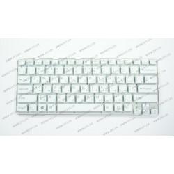 Клавиатура для ноутбука SONY (E14, SVE14) rus, white, без фрейма