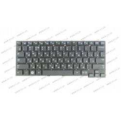Клавиатура для ноутбука SAMSUNG (NP300U1, NP305U1) rus, black, без фрейма