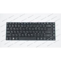Клавиатура для ноутбука ACER (AS: 3830, 4830, TM: 3830, 4755, 4830) ENG, black, без фрейма (Win 7)