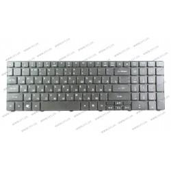 Клавиатура для ноутбука ACER (AS: 5236, 5336, 5410, 5538, 5553, EM: E440, E640, E730, G640) rus, black (OEM)