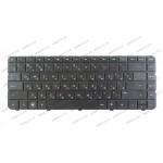 Клавиатура для ноутбука HP (Compaq: 430, 431, 630, 635, 640, 650, 655, СQ43, CQ57, CQ58, Pavilion: G4-1000, G6-1000) rus, black (OEM)