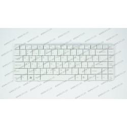 Клавиатура для ноутбука SONY (VGN-NR, VGN-NS series) rus, white, rev 1(шлейф прямой)