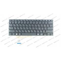 Клавиатура для ноутбука SAMSUNG (NP530U3, NP535U3) rus, black, без фрейма