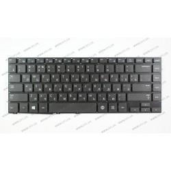 Клавиатура для ноутбука SAMSUNG (NP370R4E series), rus, black, без фрейма
