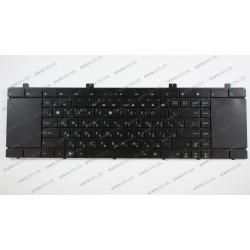 _Клавиатура для ноутбука ASUS (NX90JN, NX90JQ, NX90SN) rus, black