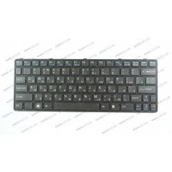 Клавиатура для ноутбука SONY (E11, SVE11) rus, black
