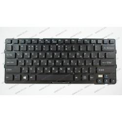Клавиатура для ноутбука SONY (E14, SVE14) rus, black, без фрейма