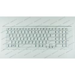 Клавиатура для ноутбука SONY (VPC-EJ series) rus, white