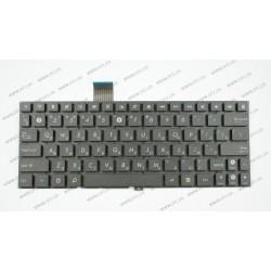 _Клавиатура для планшета ASUS Eee Pad (TF201, TF300 series), rus, black, без фрейма