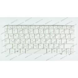 Клавиатура для ноутбука SAMSUNG (N100) rus, white