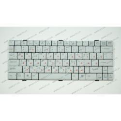 _Клавиатура для ноутбука FUJITSU (LB: P5000, P5010, P5020, B3010D, B3020D ) rus, gray