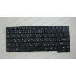 Клавиатура для ноутбука LG (E200, E210, E300, E310, ED310) rus, black