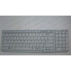 Клавиатура для ноутбука LG (S900 series) rus, white