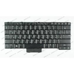 Клавиатура для ноутбука HP (Compaq: 2510p) rus, black