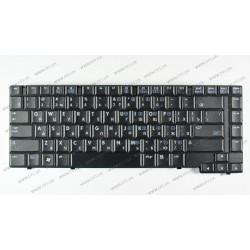 Клавиатура для ноутбука HP (Compaq: 6510b, 6515, 6515b) rus, black