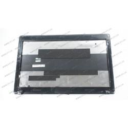 Крышка дисплея в сборе для ноутбука Lenovo (G570, G575), black (mate)