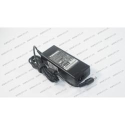 Блок питания для ноутбука TOSHIBA 15V, 6A, 90W, 6.3*3.0мм, 3hole, black (без кабеля!)