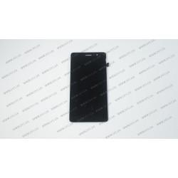 Модуль матрица+тачскрин для Lenovo S860, black