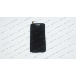 Модуль матрица+тачскрин для Lenovo Vibe X (S960), black