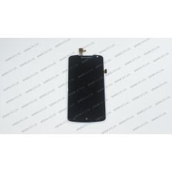 Модуль матрица+тачскрин для Lenovo S920, black