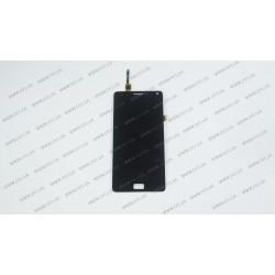 Модуль матрица + тачскрин для Lenovo Vibe P1 (P1A42), black