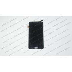 Модуль матрица + тачскрин  для Samsung Galaxy Note 3 Neo Duos (N7502), black
