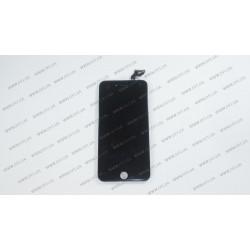 Модуль матрица + тачскрин для Apple iPhone 6S plus, black, high copy